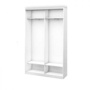 Белый 2-х дверный 1200 450 №1