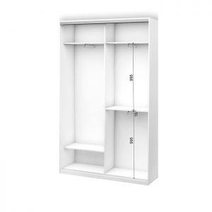 Белый 2-х дверный 1200 450 №2