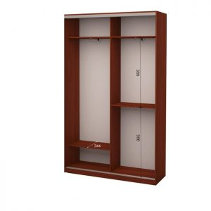 Ябланя Локарно 2-х дверный 1200 450 №2