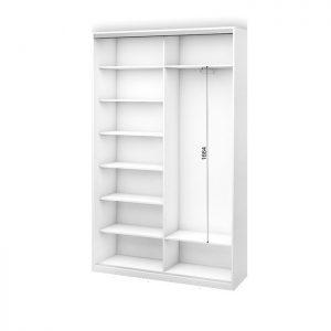 Белый 2-х дверный 1200 450 №4