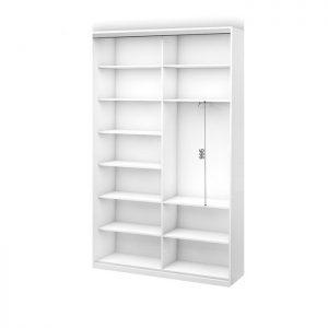 Белый 2-х дверный 1200 450 №5