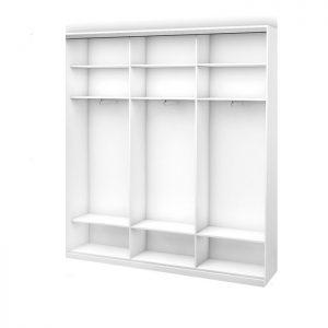 Белый 3-х дверный 1800 450 №2