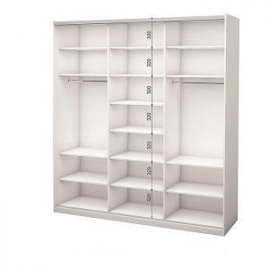 Белый 3-х дверный 1800 600 №4